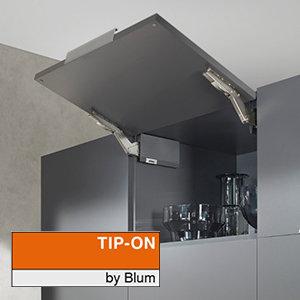 Blum Aventos HK top (1200 mm) Fronthoogte van 508-600 mm + TIP-ON